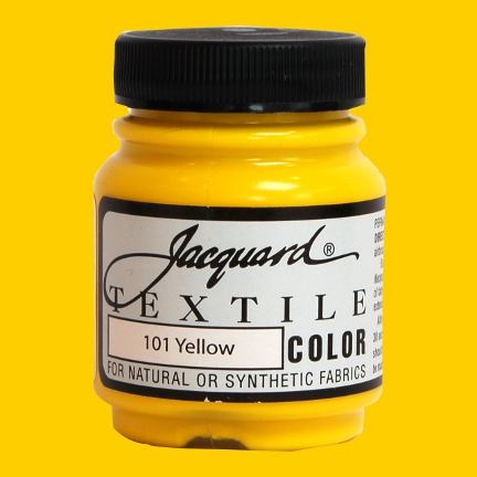 Yellow - Fabric Paint