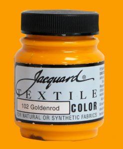 Golden Rod - Fabric Paint