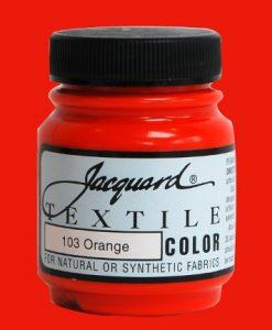 Orange - Fabric Paint