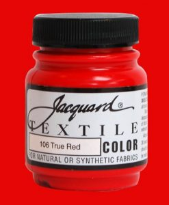 True Red - Fabric Paint