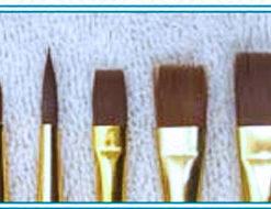 Loew-Cornell brush set 1