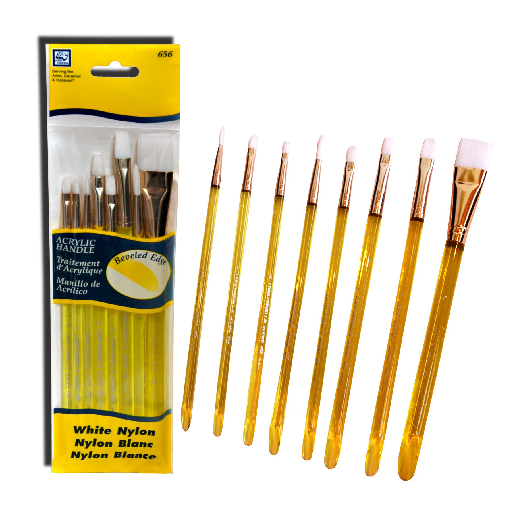 Loew-Cornell brush set 2