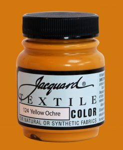 Yellow Ochre - Fabric Paint