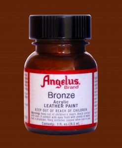 Bronze - Leather Paint