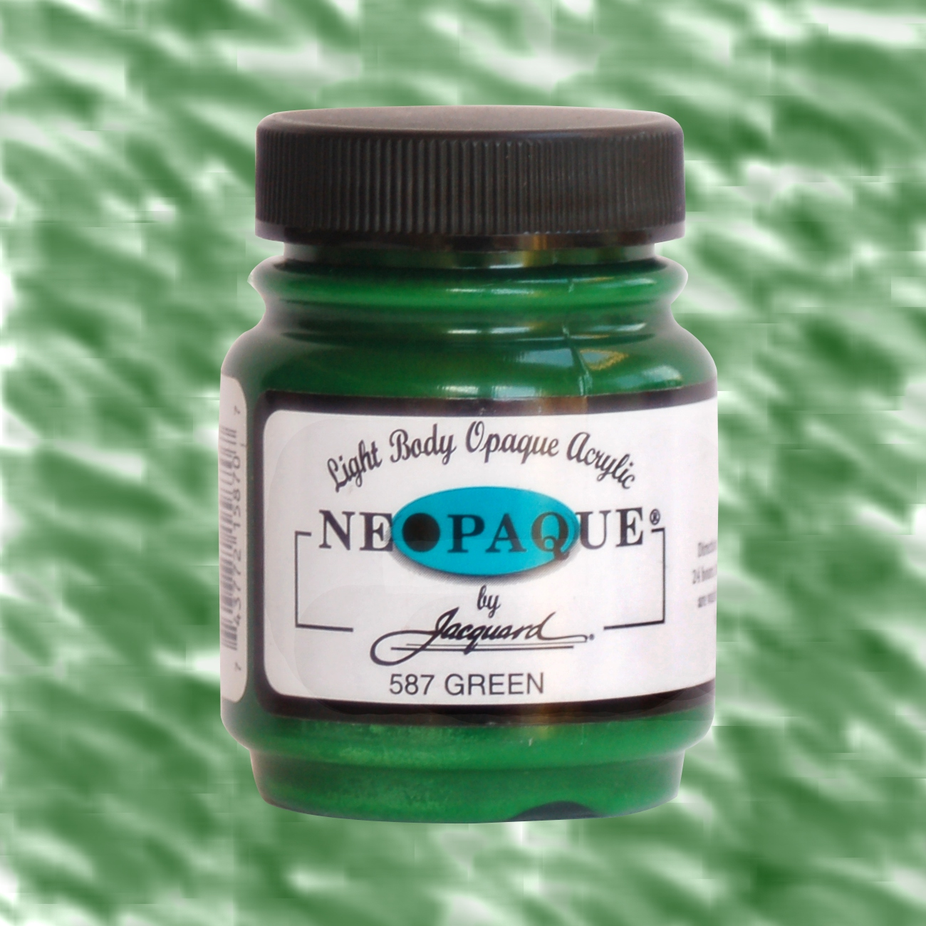 Neopaque Green - Fabric Paint