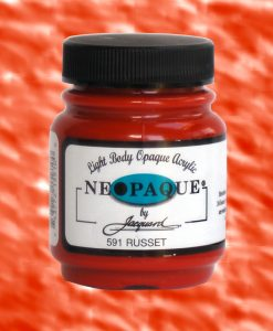 Neopaque Russet - Fabric Paint