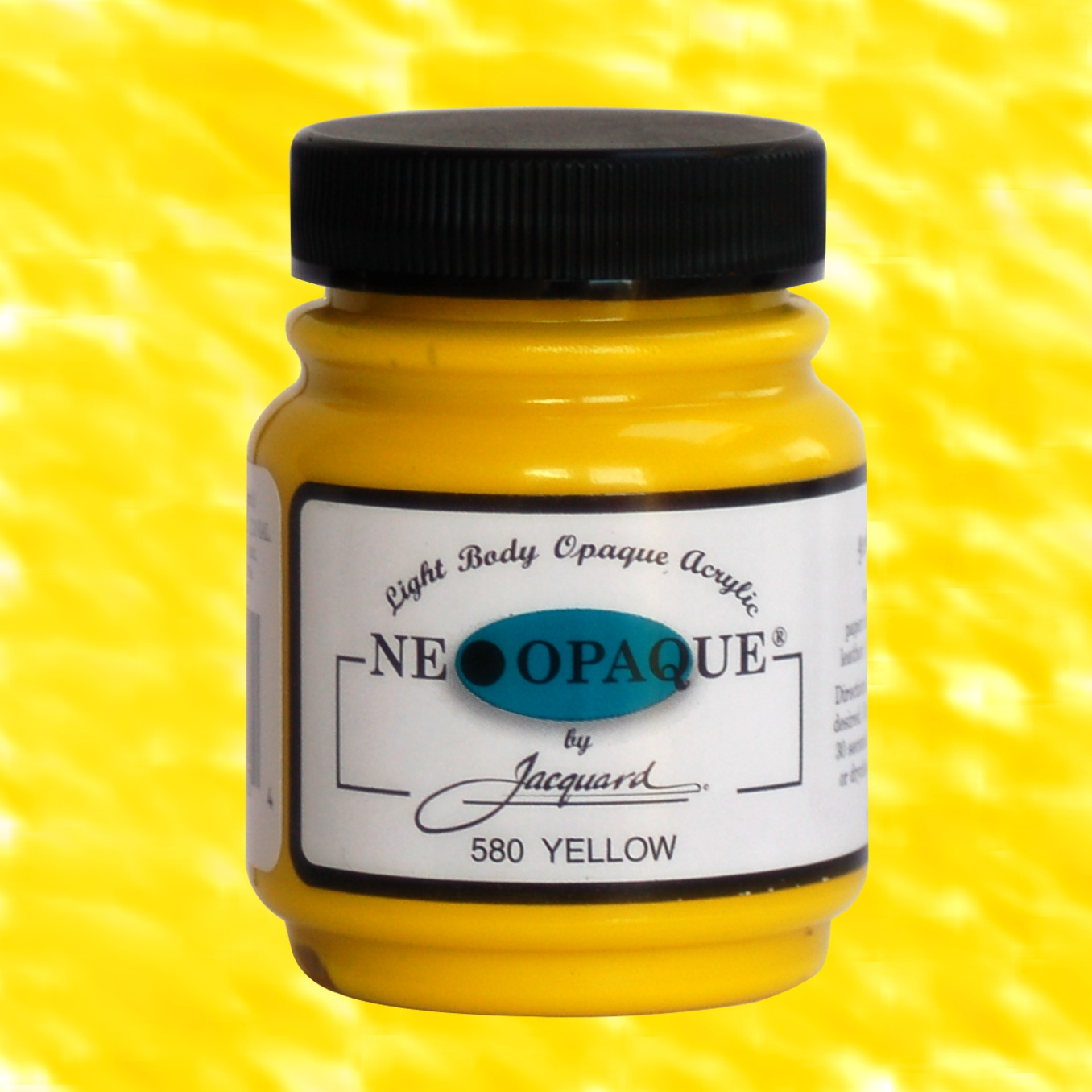 Neopaque Yellow - Fabric Paint