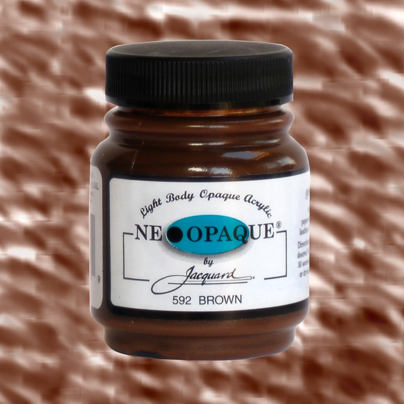 Neopaque Brown - Fabric Paint