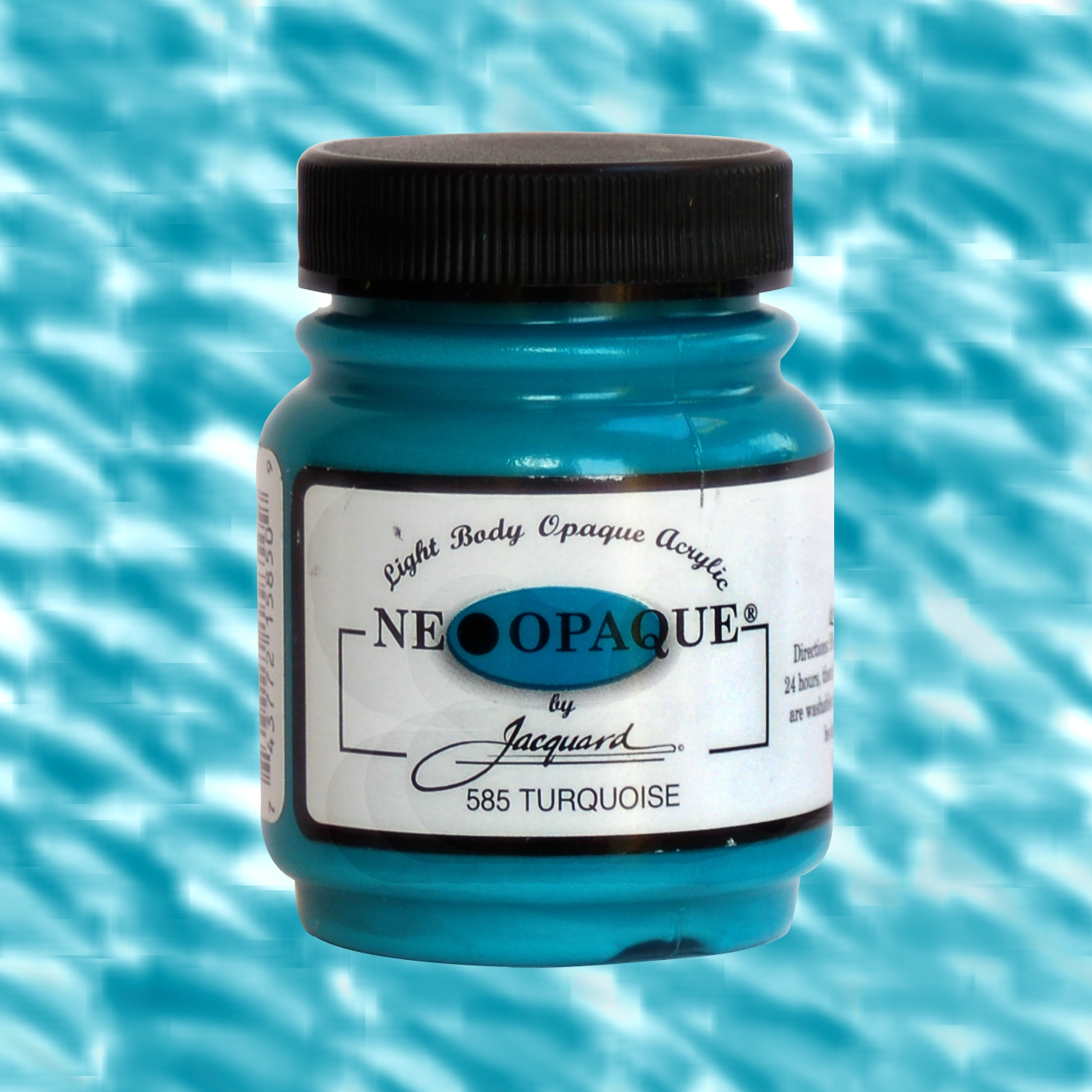 Neopaque Turquoise - Fabric Paint