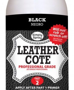 spray leather cote black upholstery spray paint 1. Black Bedroom Furniture Sets. Home Design Ideas