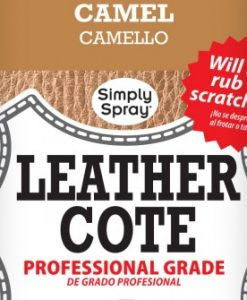 Spray Leather Cote Camel - Upholstery Spray Paint