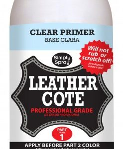 Simply Spray Leather Primer - Upholstery Spray Paint