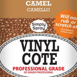 Spray Vinyl Cote Camel - Upholstery Spray Paint