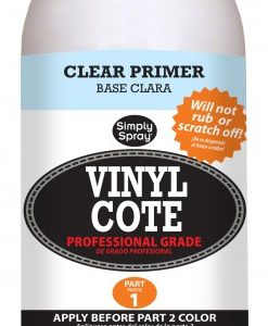 Vinyl Cote Primer - Upholstery Spray Paint