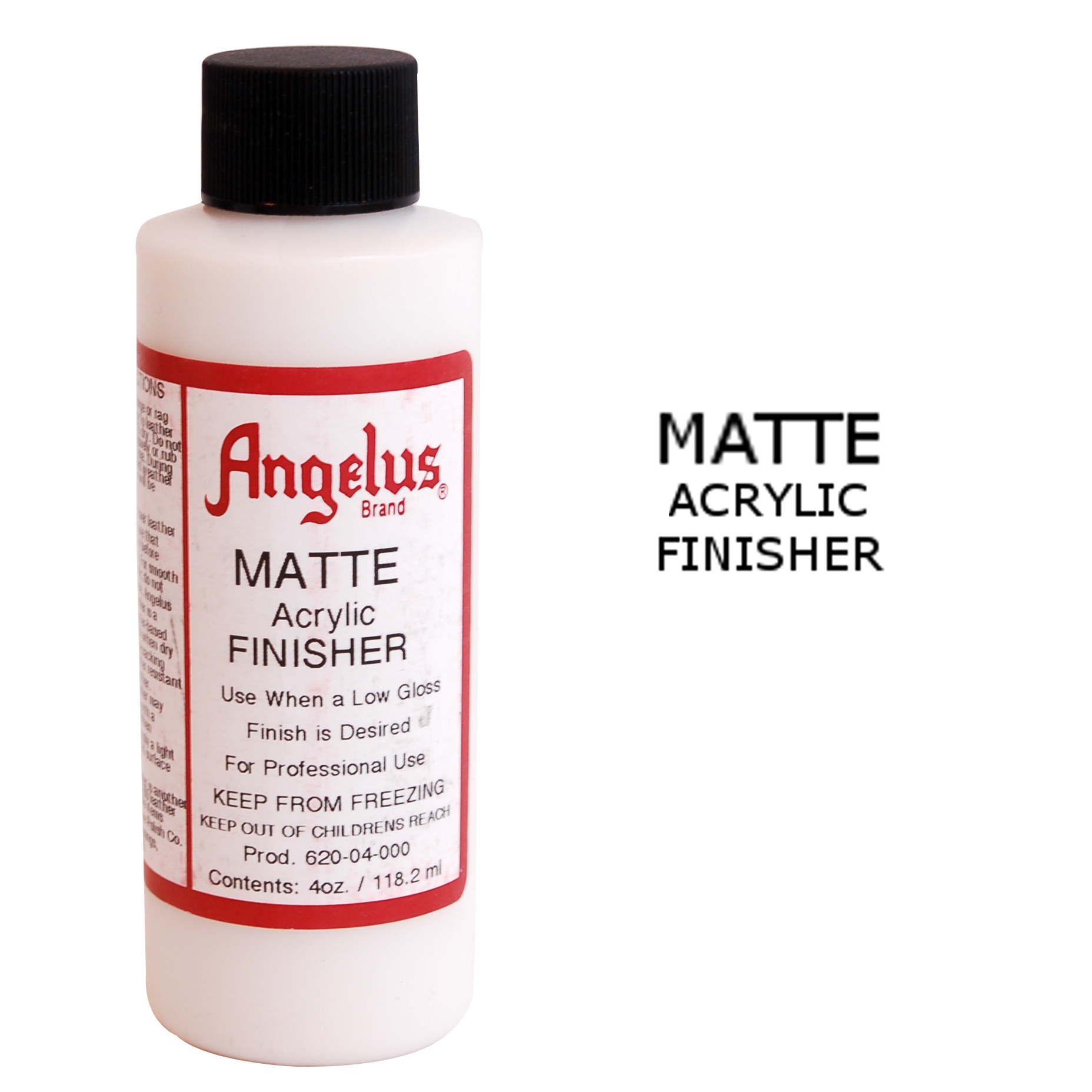 Angelus Matt Acrylic Finisher - Leather Dye