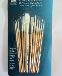 Loew Cornell Nylon Brush Set