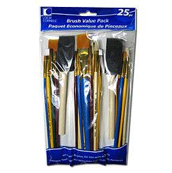 Loew Cornell Value Pack Brush Set