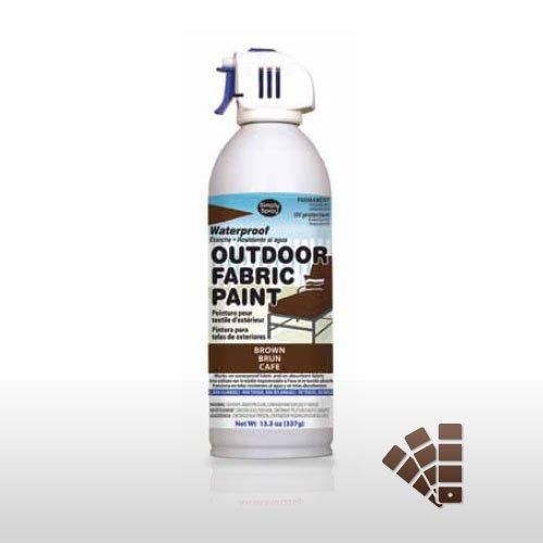 Brown Waterproof Outdoor Material Paint