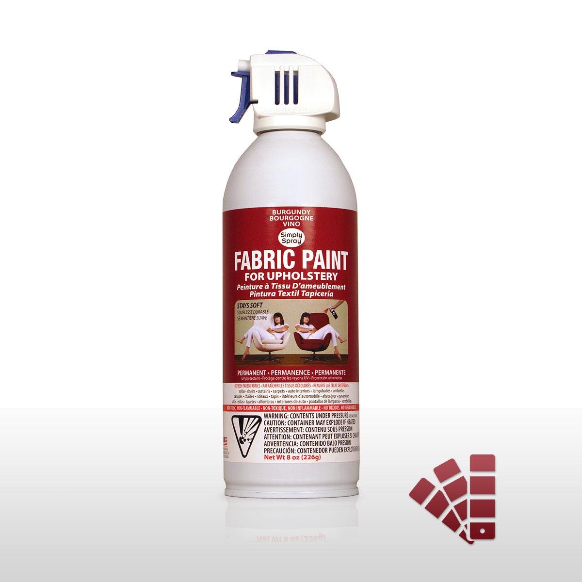 Burgundy - Upholstery Spray Paint