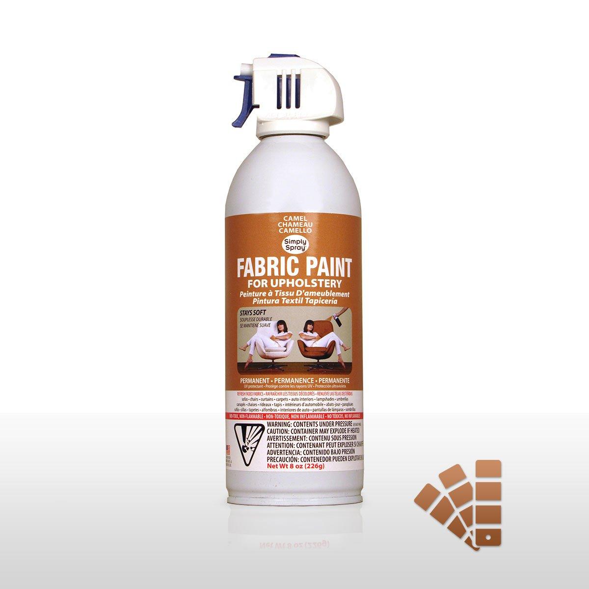 Camel - Upholstery Spray Paint
