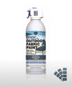 Charcoal Grey Waterproof Outdoor Material Paint