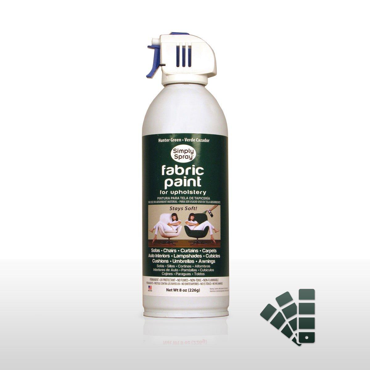 Hunter Green - Upholstery Spray Paint