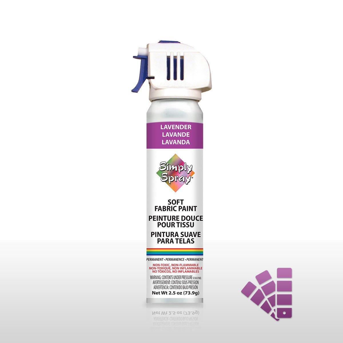 Lavender - Fabric Spray Paint