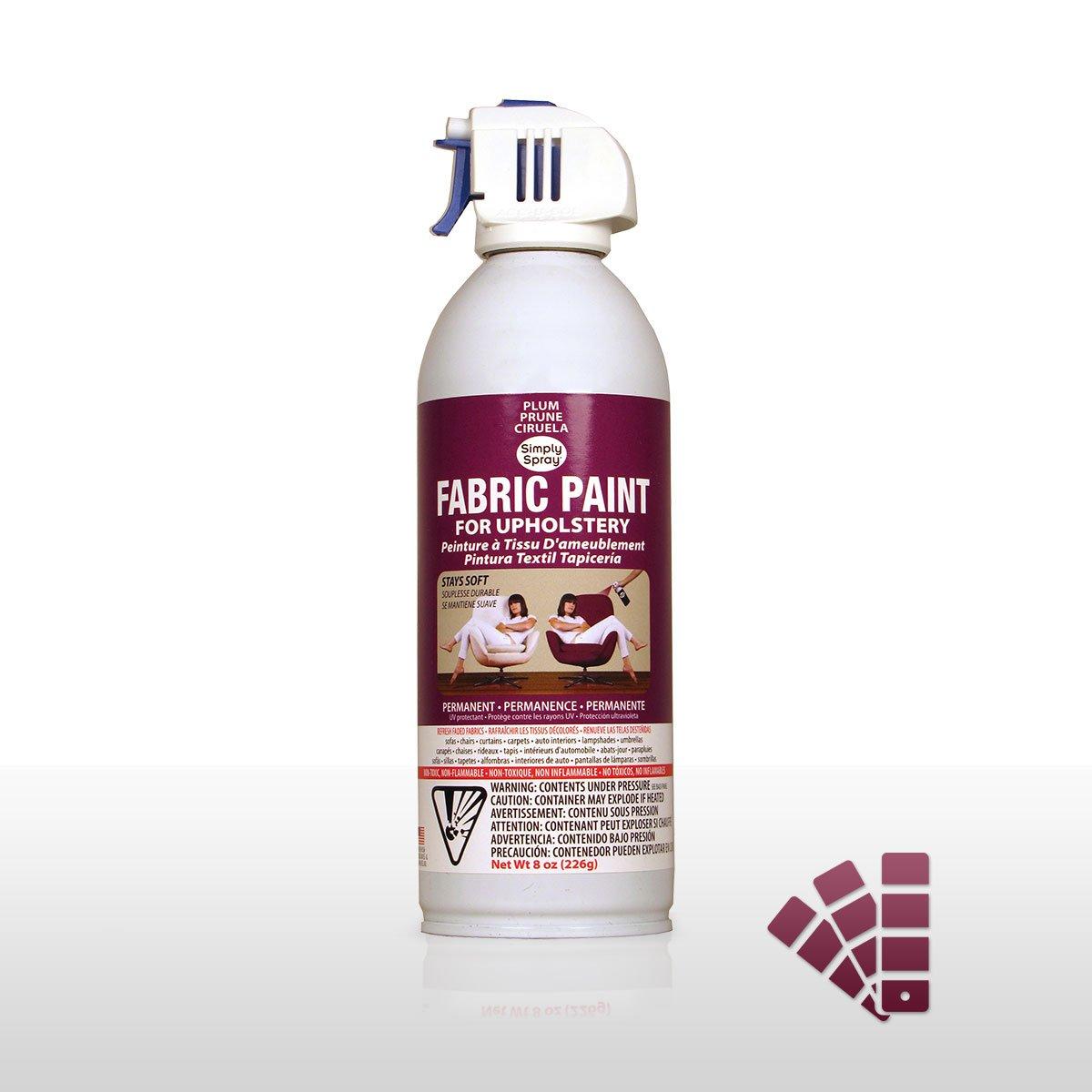 Plum - Upholstery Spray Paint