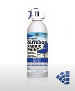 Navy Blue Waterproof Outdoor Material Paint