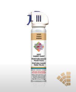 Sand - Fabric Spray Paint