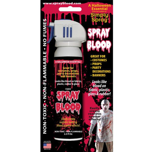 Fake Blood Spray Fabric Paint Fabric Spray Ireland