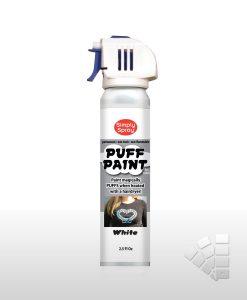 Puff Paint White - Fabric Paint